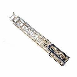 Various Degree Mobile Tower Ladder for Rental