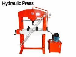 Hydraulic Press Works Shop