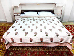 Cotton Reversible Bed Spreads