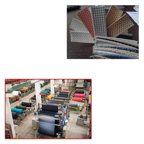 Roller Covering for Textile Industry