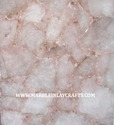 Back Lit Gemstone Quartz Tile