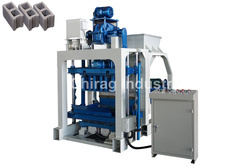 Semi Automatic Solid Block Plant