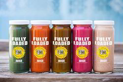 Cold Pressed Juice Glass Bottles
