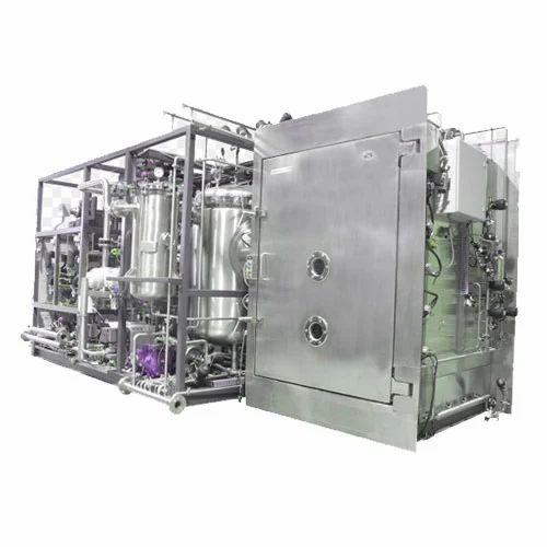 Lyo Quanta Series Production Freeze Dryer