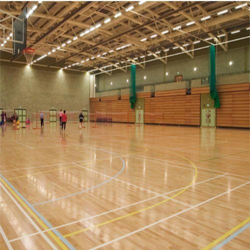 Basketball Court Wooden Flooring