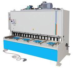 NC PLC CNC Hydraulic Shearing Machine