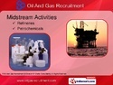 Recruitment Solutions for Midstream Activities