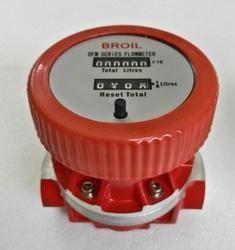 "Mechanical Flow Meter- 1"""