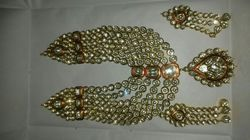 Exclusive Kundan Meena Jewellery