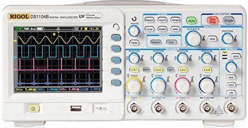 Digital Oscilloscope Rigol DS1000B Series