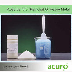 Absorbent for Removal of Heavy Metal
