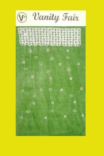 Hand Embroidered Beaded Fabrics