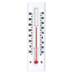 Wall Thermometer Zeal Type