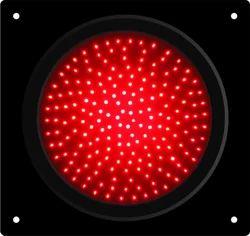 RED LED Traffic Light