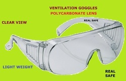 Ventilation Goggles