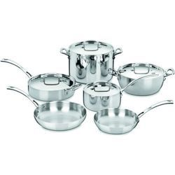Stainless Steel Pot Set with Lid