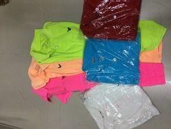 Solid Color Women T Shirt
