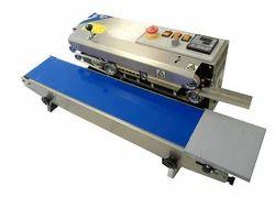 Horizontal Continuous Band Sealing Machine
