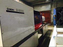 200 Ton Meiki Used Injection Molding Machine