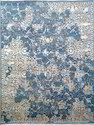 Hand Knotted Transitional Design Carpet