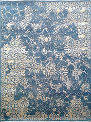 Handknotted Transitional Design Rugs