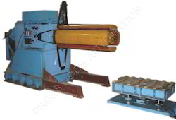 Heavy Duty Decoiler with Hydraulic Expandable Jaw & Coil Car