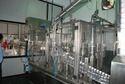 Automatic Bottle Rinsing, Filling Machine