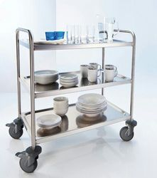 Tea / Coffee Service Trolley