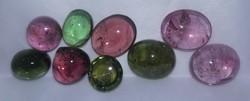 Natural Tourmaline Stones ( Study Purpose)