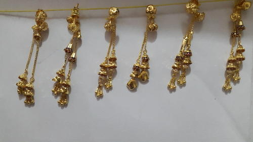 Gold Earring Earings Oem Manufacturer From Kutch