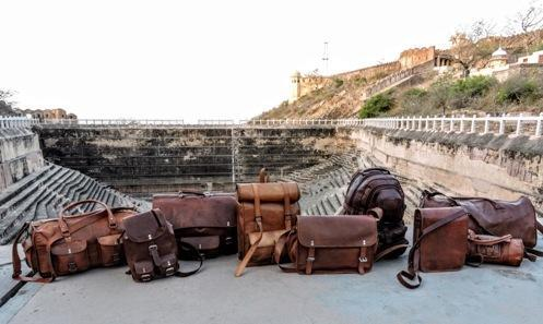 Chemical Free Leather Bags