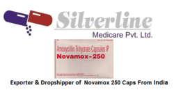 Novamox 250 Caps
