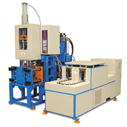 Semi Automatic Pet Blowing Machine