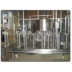Automatic Glass Bottling Machine