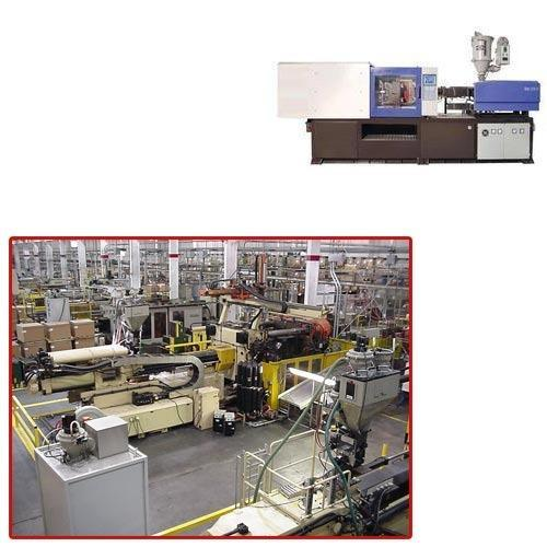 PLC Injection Moulding Machine for Plastic Industry