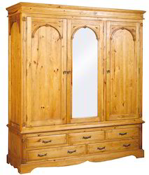 Antique Wooden Cupboard