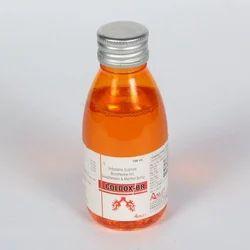 Terbtrtaline Sulphate 2.5mg r Guaiphenesin Oral Liquids