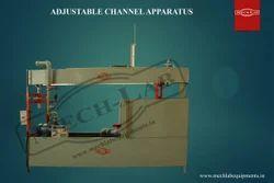 Tilting Flume Apparatus
