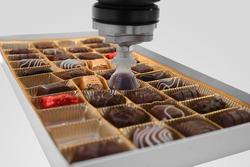 Chocolate Suction Pad