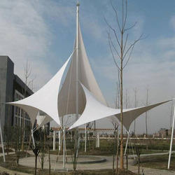 Tensile Membrane Structure & Outdoor Products - Tensile Membrane Structure Manufacturer from Mumbai