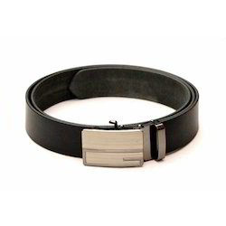 Mens Formal Black Belt