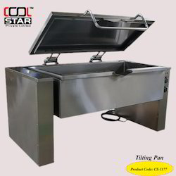 Steam Tilting Pan