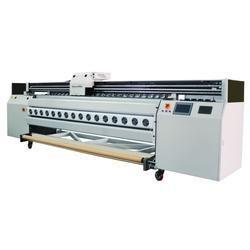 Allwin 512i Digital Solvent Printer