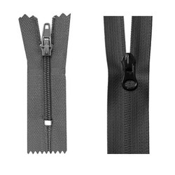 Plastic Type Zipper