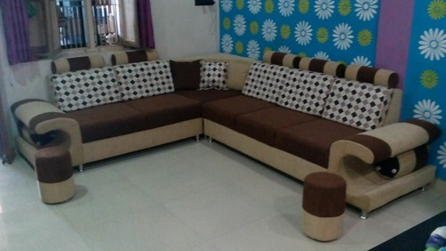 Sofa Set - Wooden Sofa Set Manufacturer from Ahmedabad