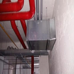 Car Parking Ventilation Fan