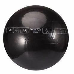 Novafit Instruction Printed Gym Ball 95 Cm