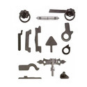 Wrought Iron Components & Ornamental Hinges