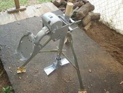 Solar Pole Fabrication
