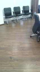 Wooden Flooring with Fixing